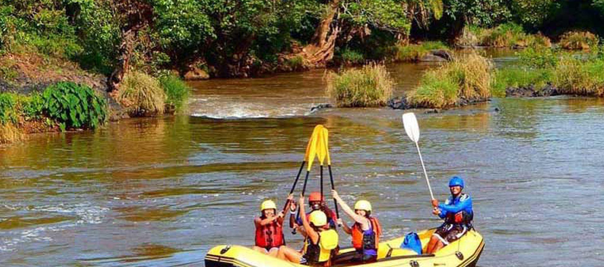 Sagana Rafting
